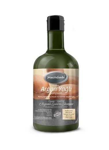 Mecitefendi Organik Argan Yağlı Şampuan (400 Ml.) Renksiz